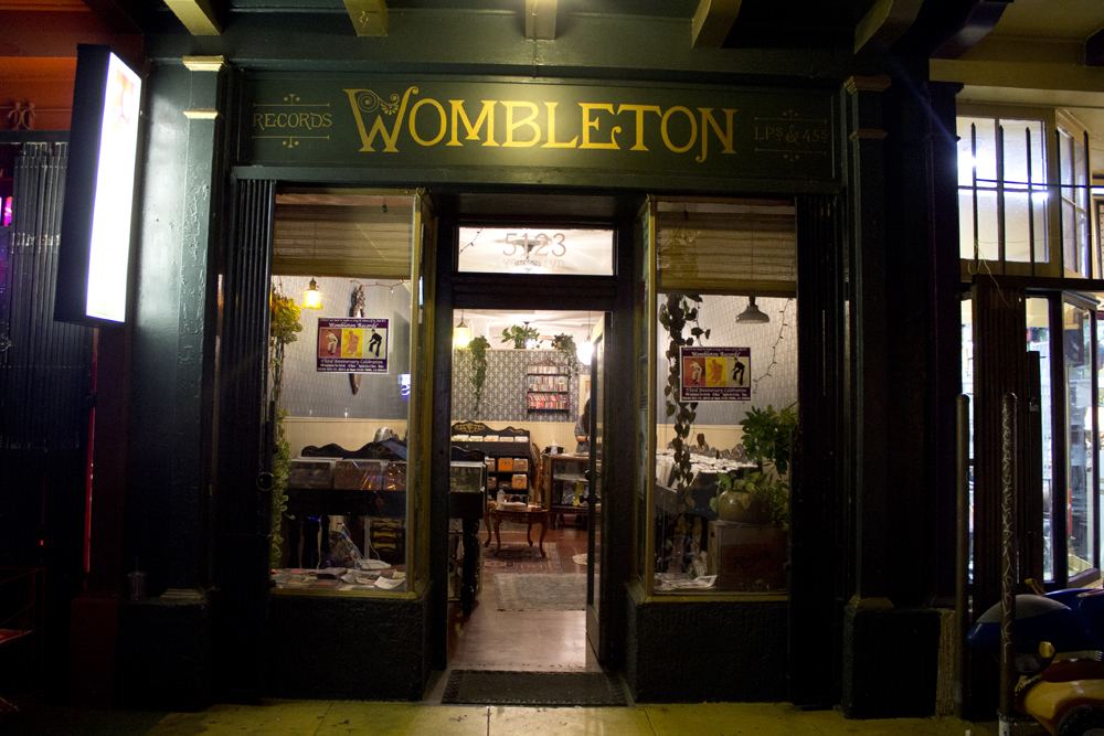 Wombleton Records | by Nathan Solis